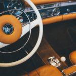 Mercedes-Benz SL W113 veteranbil